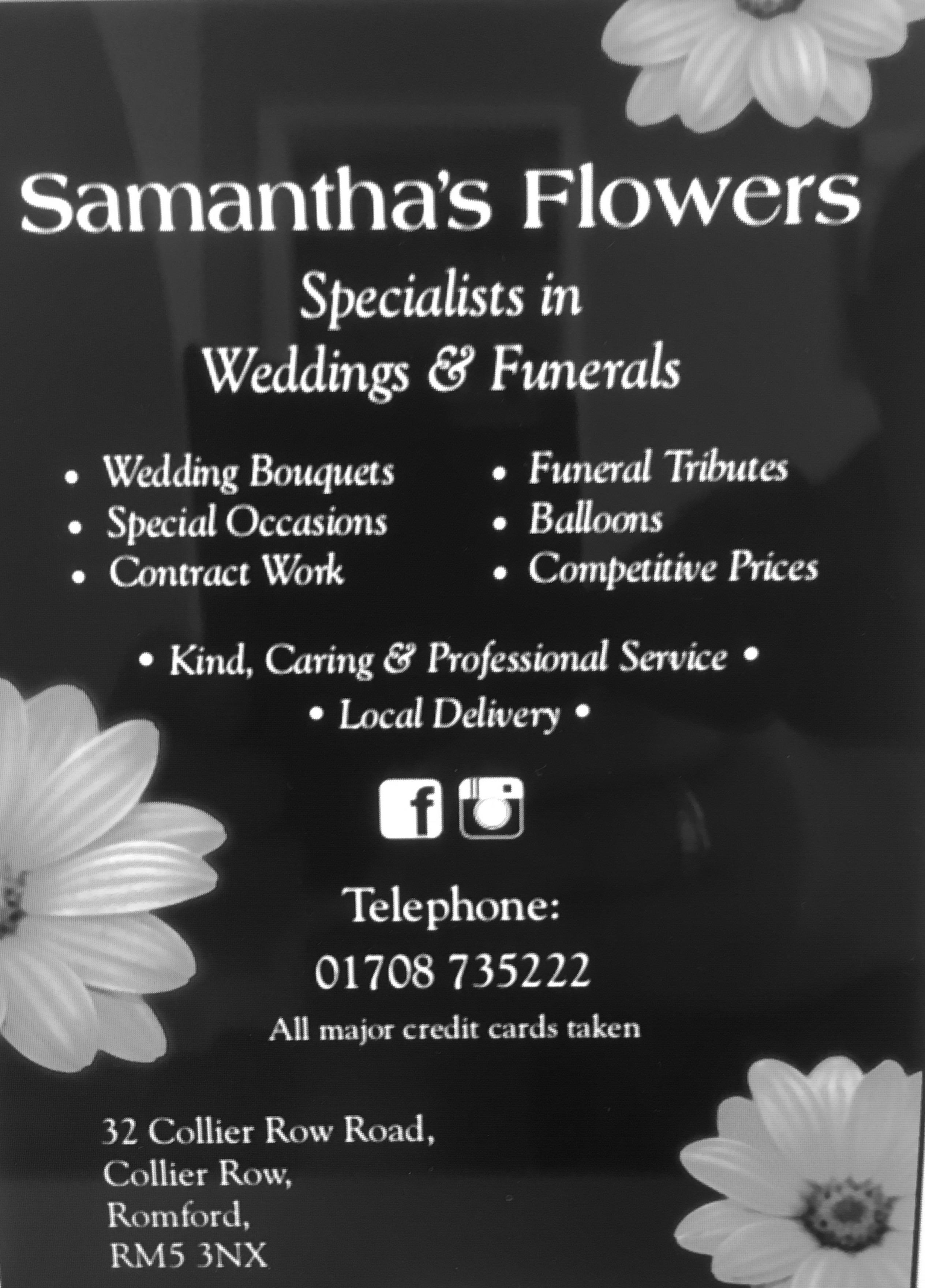 Samanthas Flowers