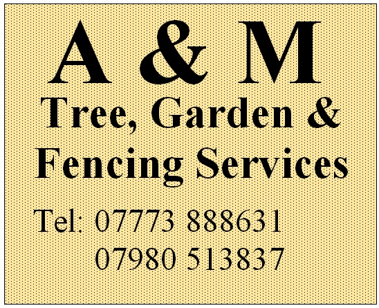A & M Tree, Garden & Fencing Services