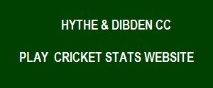 Hythe & Dibden Play Cricket