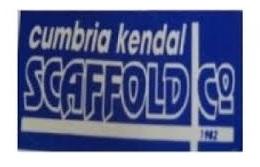 Cumbria Kendal Scaffold