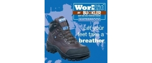 Buckler Boots