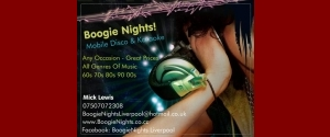 Boogie Nights Mobile Disco