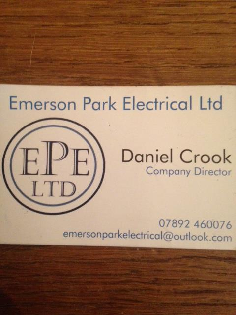 Emerson Park Electrical