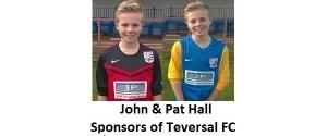 John & Pat Hall