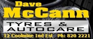Dave McCann Tyre & Autocare