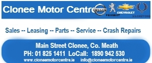 Clonee Motor Centre