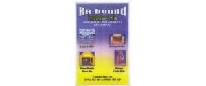 RE - BOUND inflatables 4 hire
