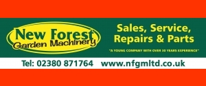 New Forest Garden Machinery
