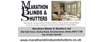 Marathon Blinds and Shutters