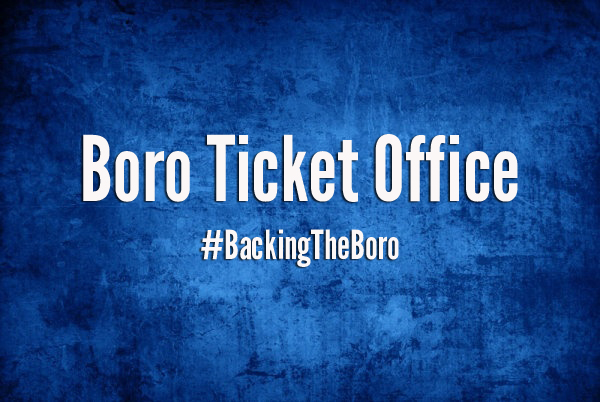 Boro Ticket Office
