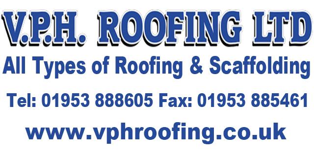 V.P.H. Roofing & Scaffolding Ltd.