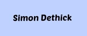 Simon Dethick