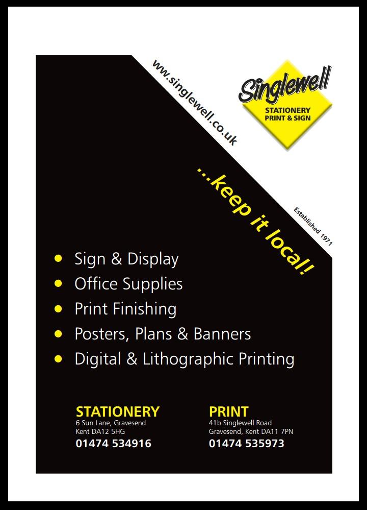 Singlewell Print