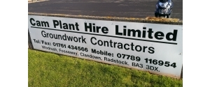 Cam Plant Hire Limited