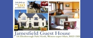 Jamesfield Guest House