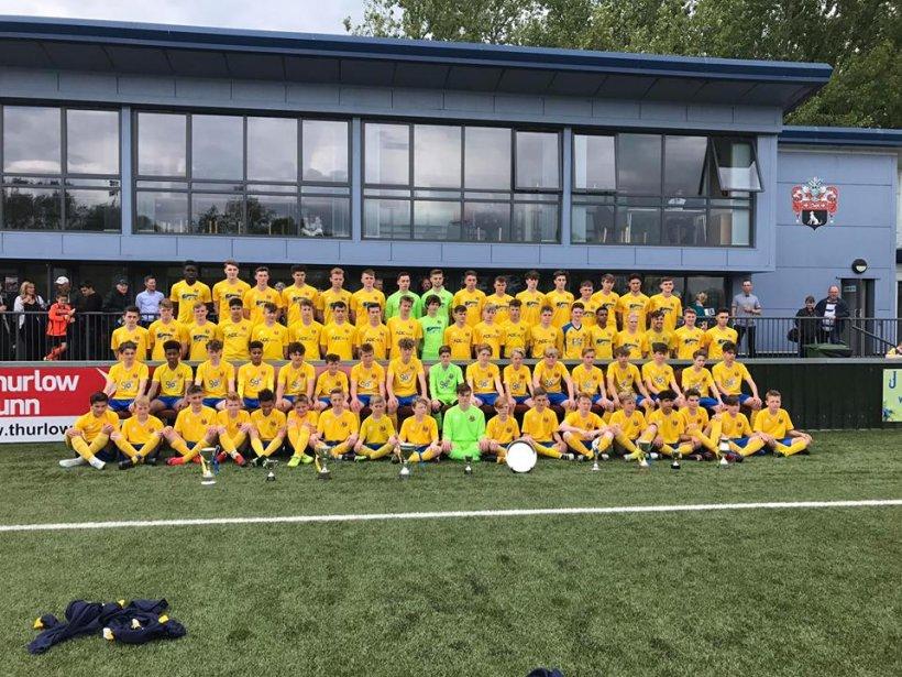 AFC Sudbury Under 9's