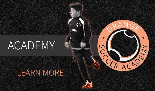 Orange Soccer Ltd
