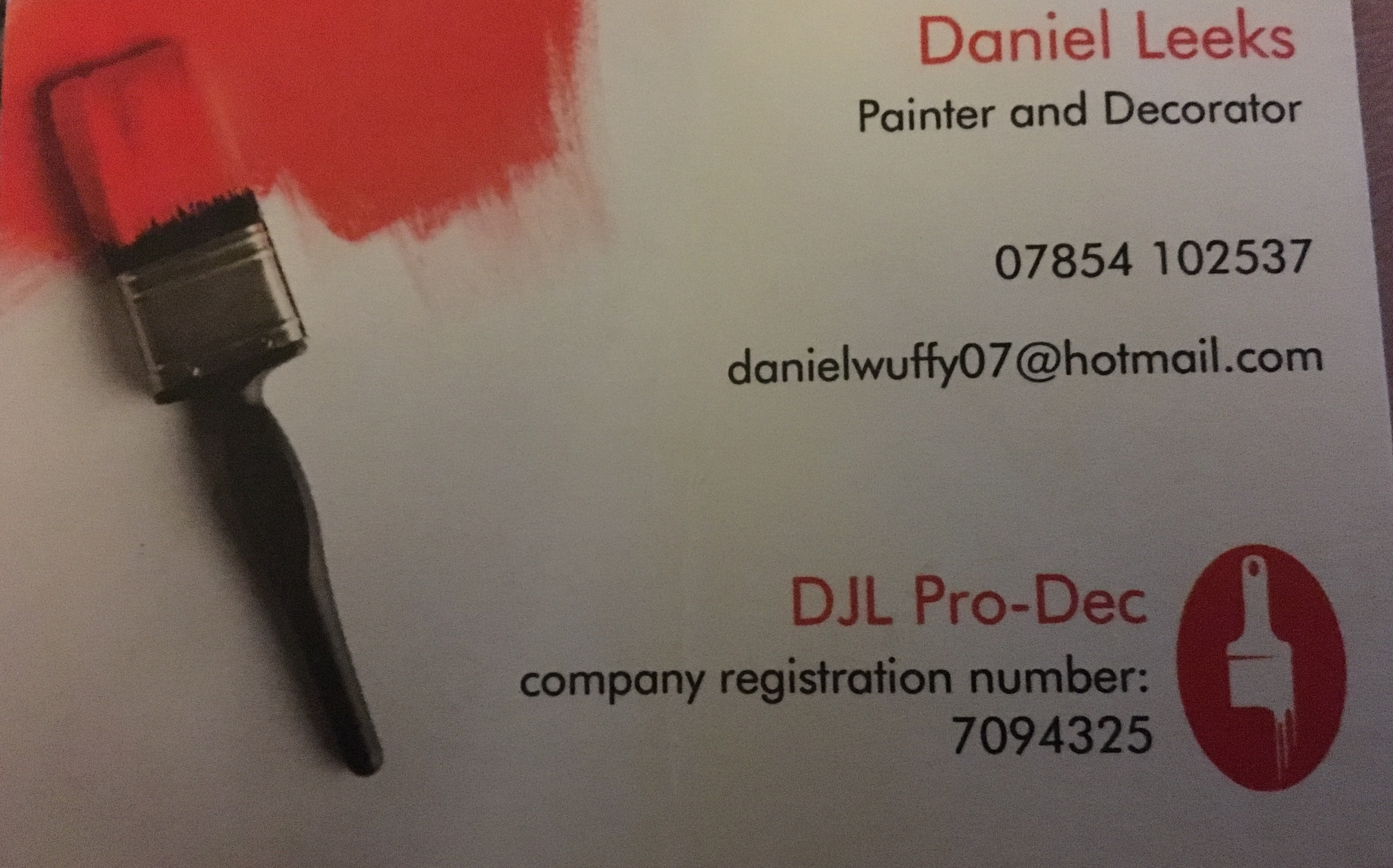 Daniel Leeks