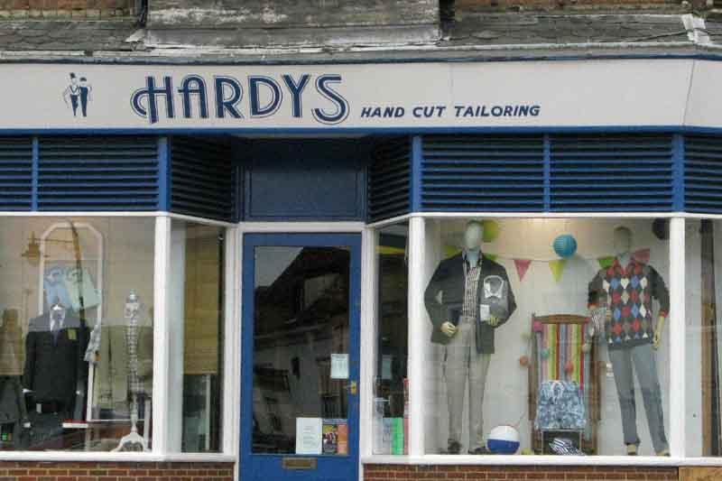 Hardys Menswear
