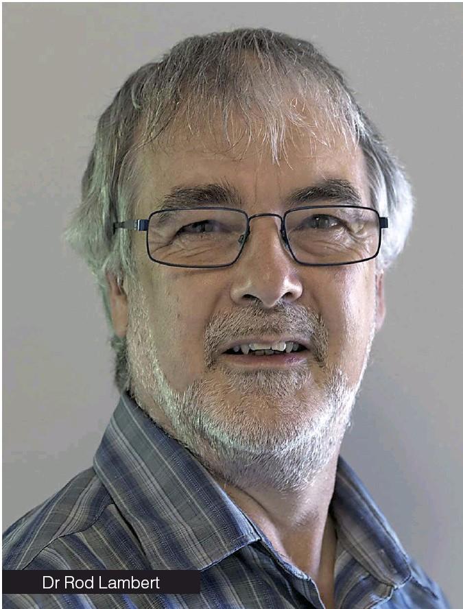 Dr Rod Lambert