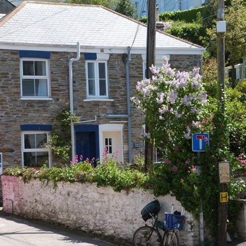 Lilac Cottage Cornish Rental