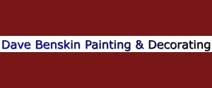 Dave Benskin Painter &amp; Decorator