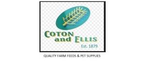 Coton & Ellis Farm Feeds & Pet Supplies