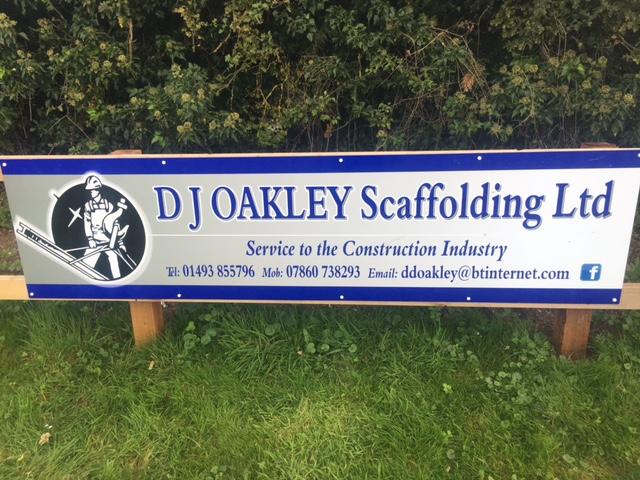 DJ Oakley Ltd