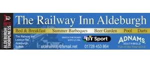 The Railway Inn - Aldeburgh