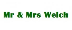 Mr & Mrs Welch