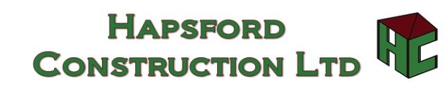 Hapsford Construction