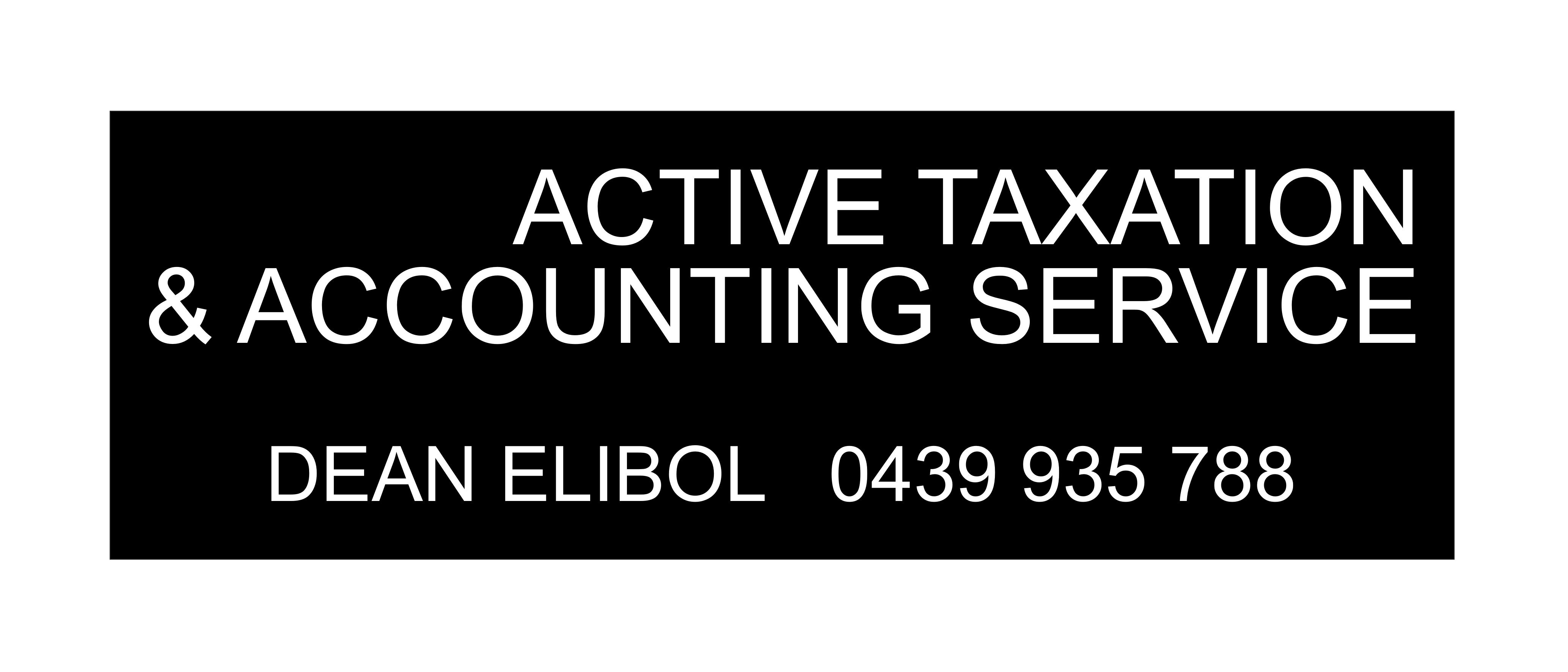 ACTIVE ACCOUNTING AND TAXATION SERVICES