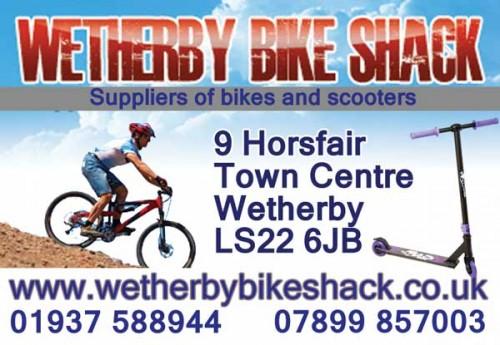 Wetherby Bike Shack