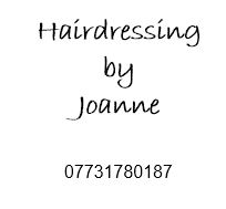 Hairdressing by Joanne