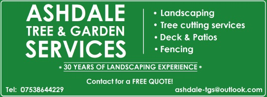 Ashdale Tree & Garden Services