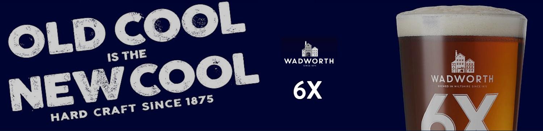 Wadworth 6X
