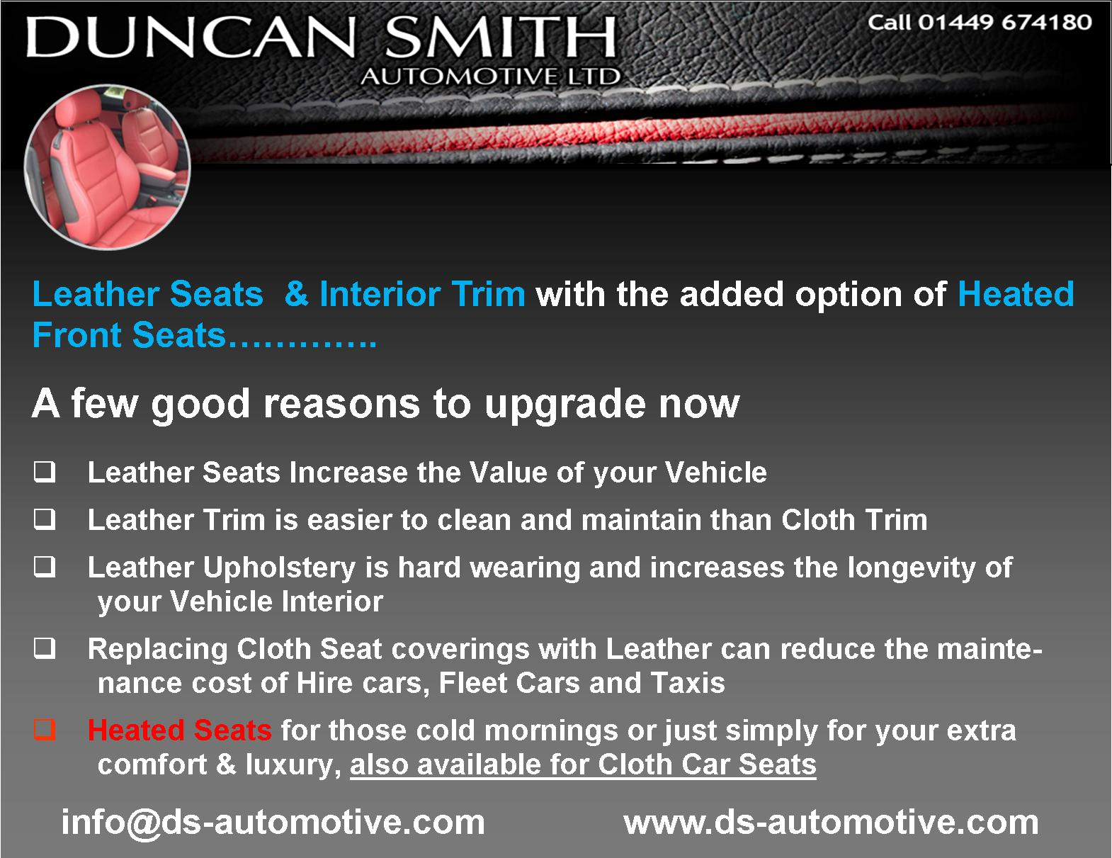 Duncan Smith Automotive Ltd