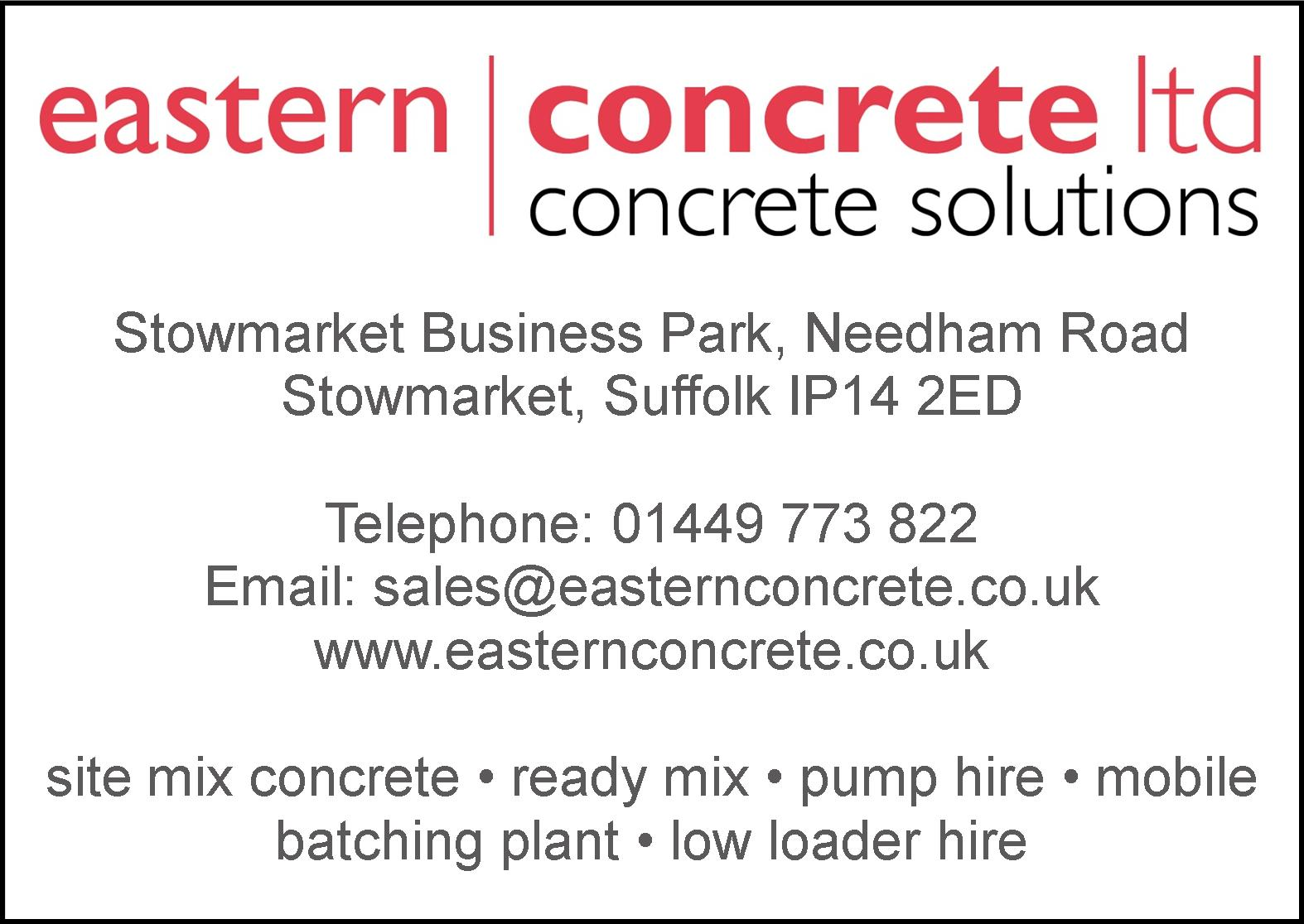 Eastern Concrete Ltd