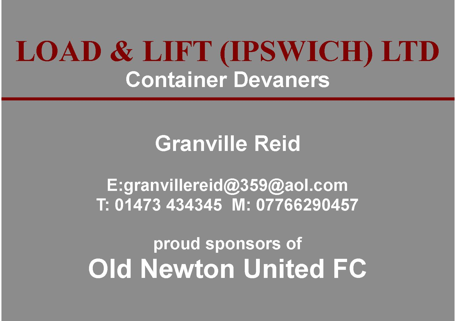 Load & Lift (Ipswich) Ltd