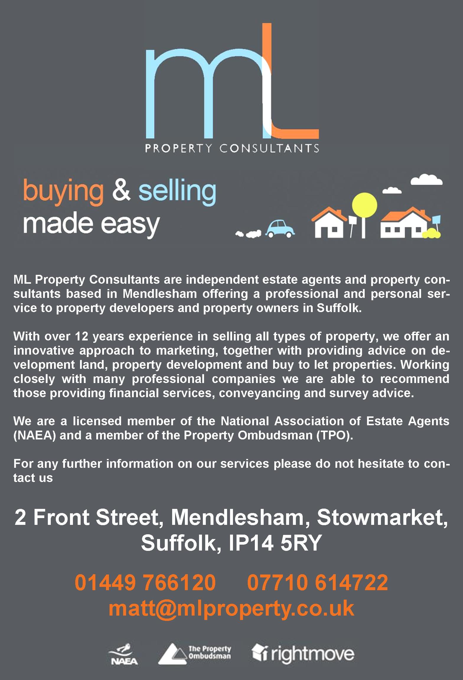 M L Property Consultants