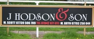 J Hodson & Son