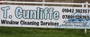 T. Cunliffe Window Cleaning