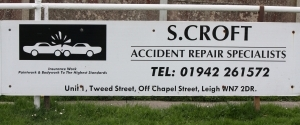 S Croft Accident Repair Solutions