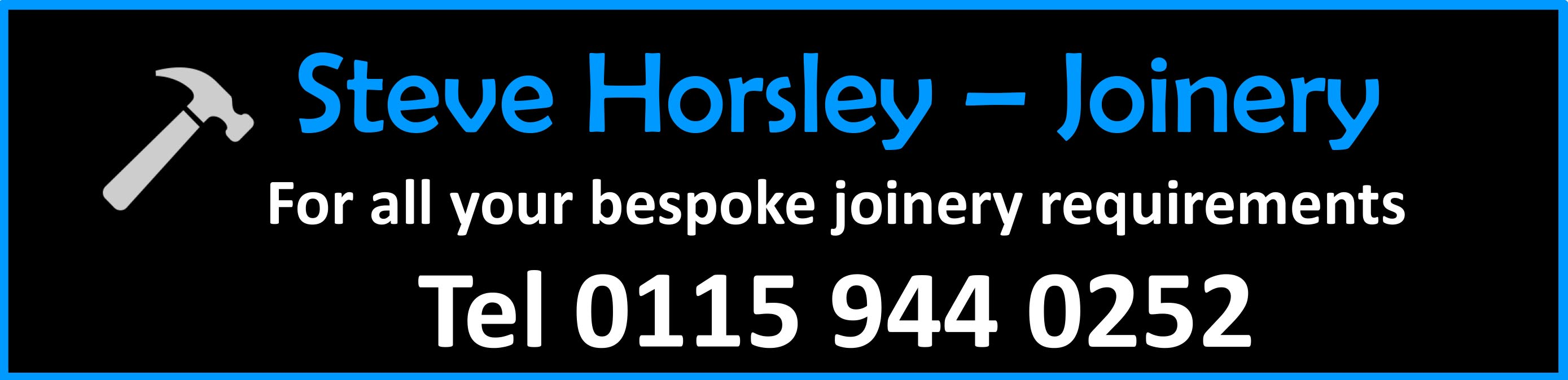 Steve Horsley Joinery