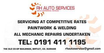 RH Auto Services