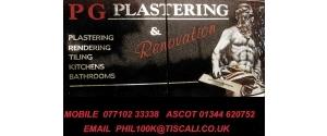 PG Plastering