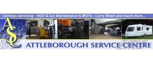 Attleborough Service Centre