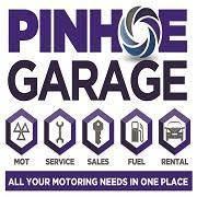 Pinhoe Garage