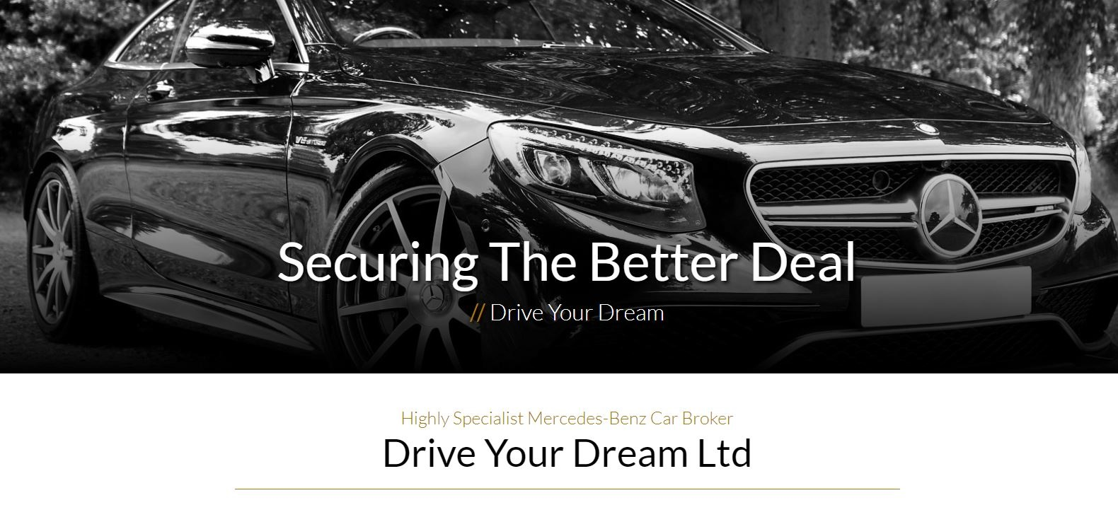 Drive Your Dream Ltd