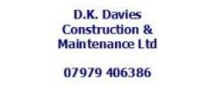 D.K.Davies Construction & Maintenance Ltd
